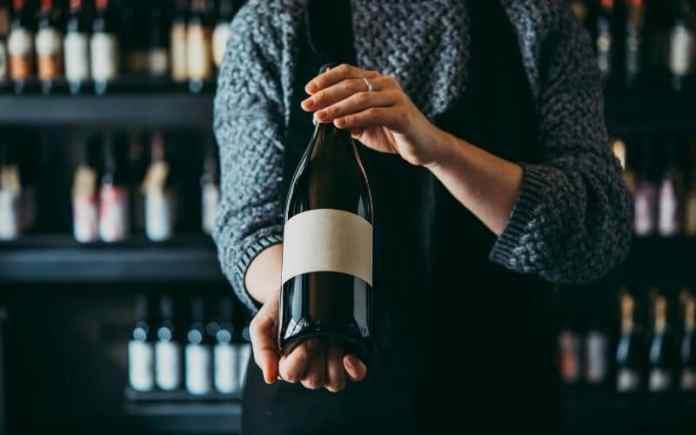 wine bottle fact