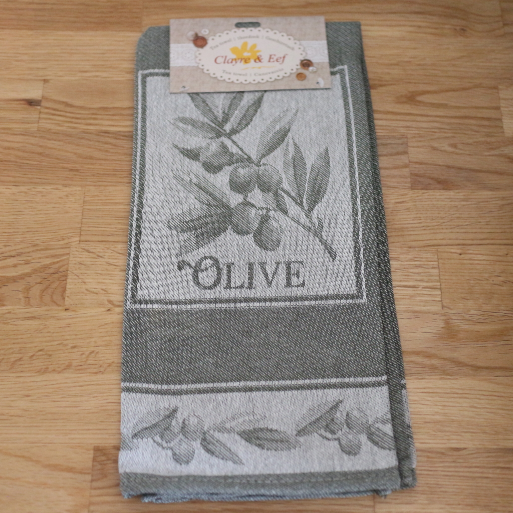 green kitchen towels gray floor tile towel olive 50 x 70 cm kitchentowels