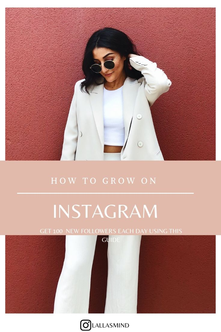 how to grow on instagram naturally - Lallasmind