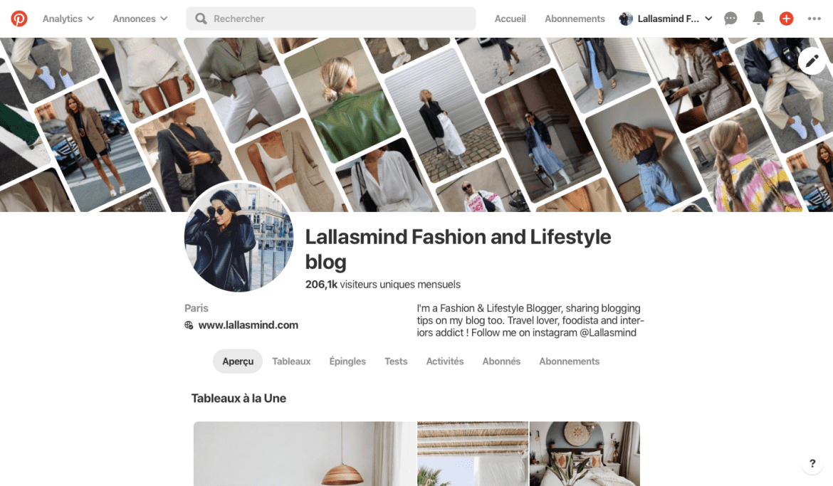 pinterest by Lallasmind
