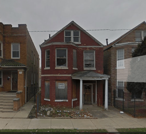 2-Unit In Humboldt Park Area Of Chicago. Only $49,999. ARV: $170K