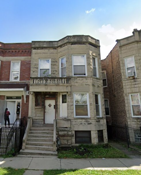 [$140k] Chicago, North Lawndale Area Investment Property-  2 Units – ARV $315k