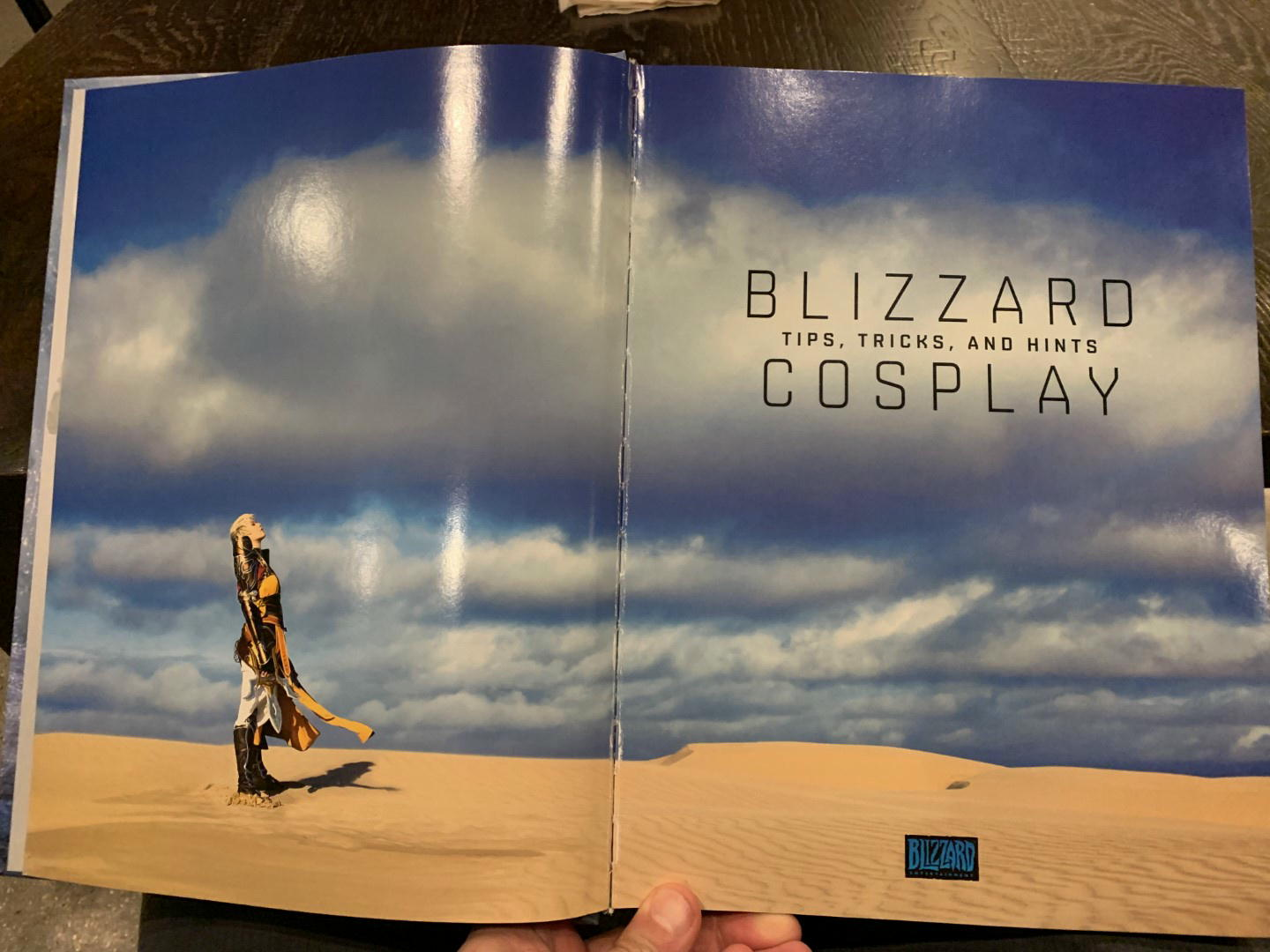 Excerpts From The Blizzard Cosplay Tips Tricks And Hints Book