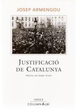 Justificació de Catalunya