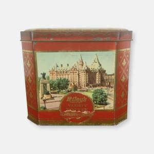 Boîte vintage