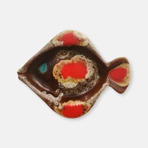poisson en céramique Vallauris