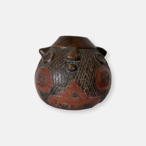 Vase anthropomorphique