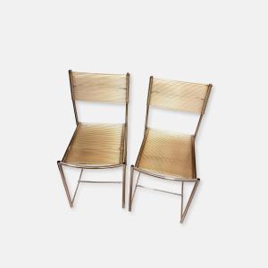 Paire de chaises Alias, Italy