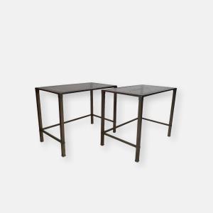 tables d'appoint vintage