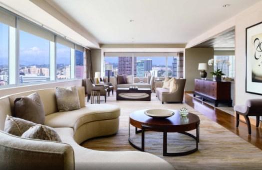 Ritz Carlton Residences, Downtown Los Angeles