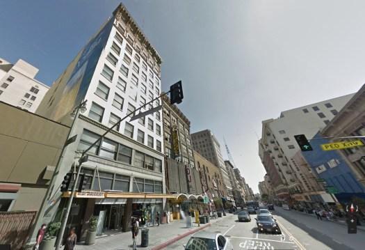 Broadway Lofts Downtown LA