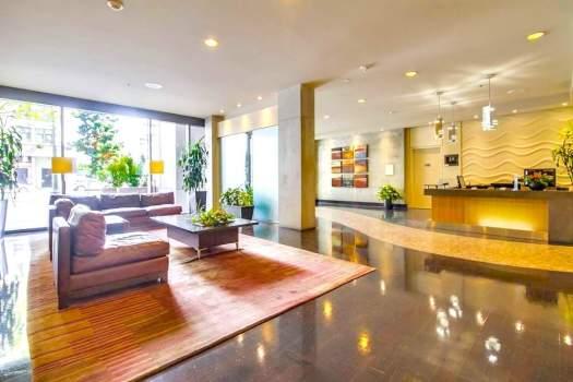 Elleven Lofts lobby Before