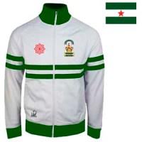 chaqueta andalucia blanca verde