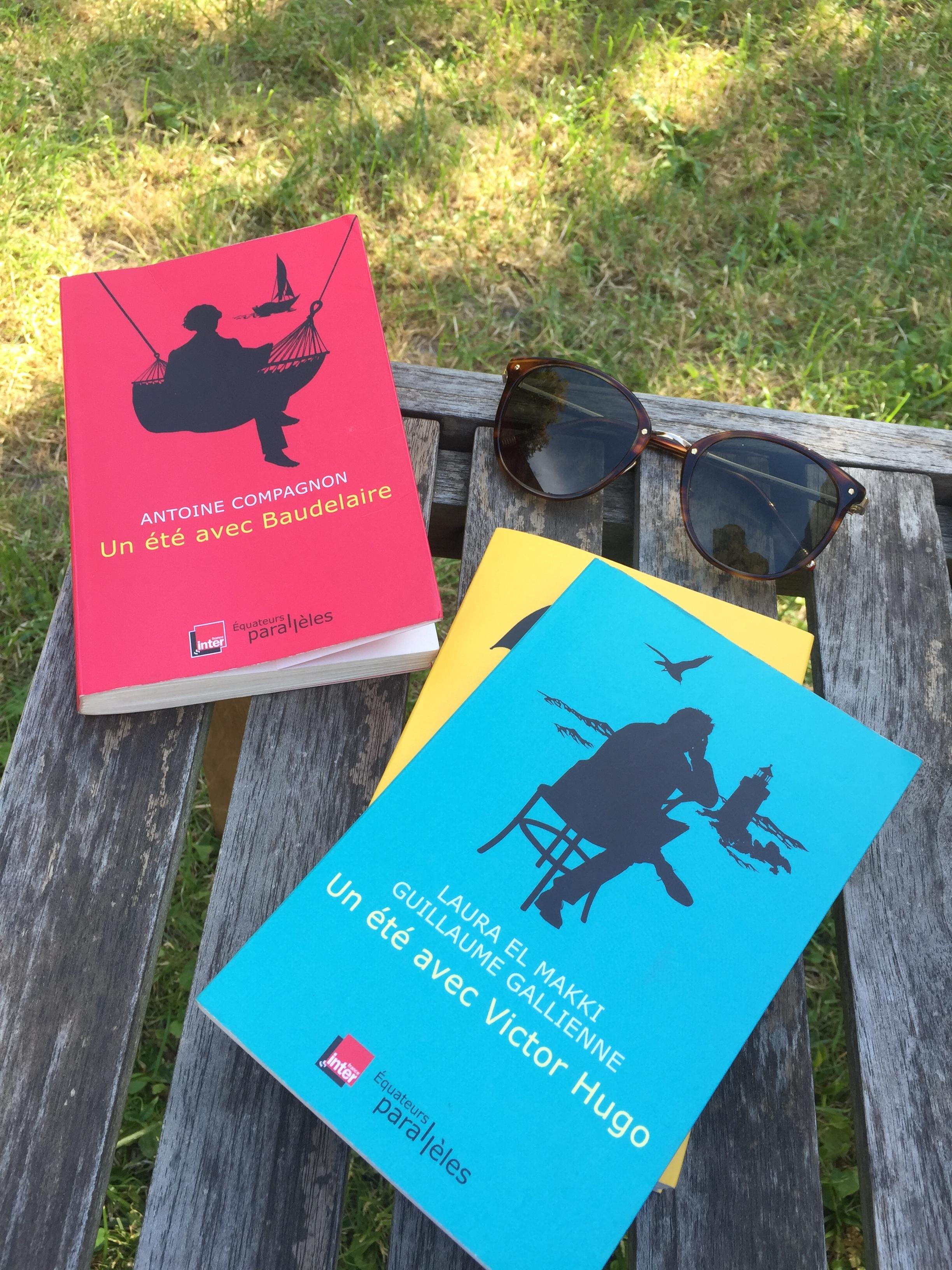 Un été Avec Victor Hugo : été, victor, -Laura, Makki, Guillaume, Gallienne, Lalolit