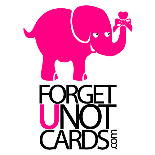 Forget U Not Cards