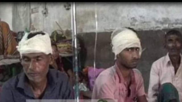 শৈলকূপায় দু'গ্রুপে সংঘর্ষ আহত ২০,পুলিশ মোতায়েন