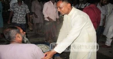 কেশবপুরে নব নির্বাচিত চেয়ারম্যান হুমায়ুন কবির পলাশের শুভেচ্ছা বিনিময়