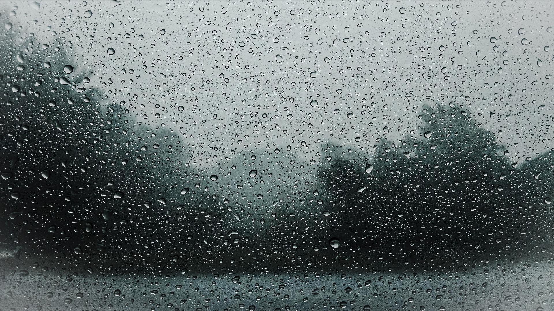 raindrops 828954 1920