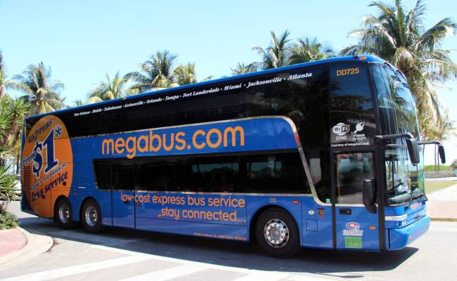 Florida Adventures Megabus Edition Laltoday