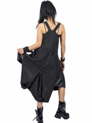 Ženska haljina trendy bez rukava