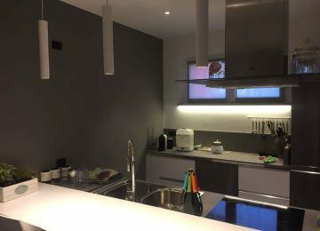 Illuminazione Led Cucina | Illuminazione Led Casa Torino ...