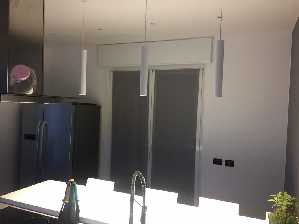 Illuminazione da cucina illuminazione salotto cartongesso idee