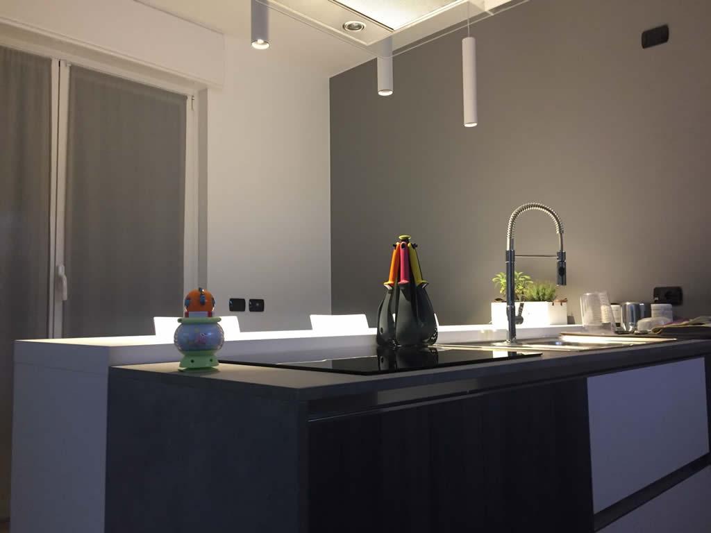 Illuminazione da cucina ristrutturazioni