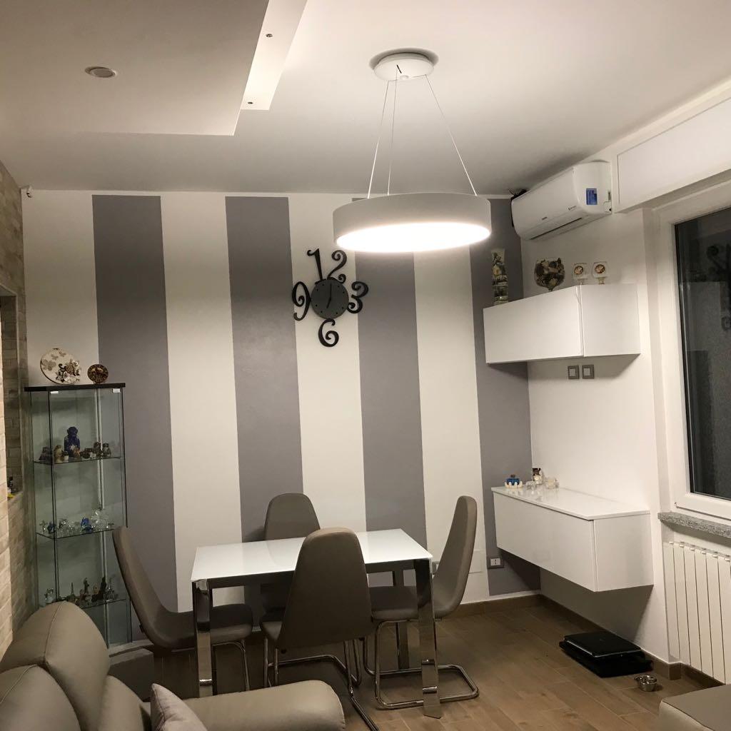 Illuminazione soggiorno e sala da pranzo arredare una sala da