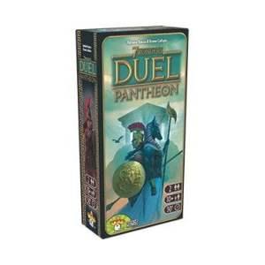 7 Wonders Duel – Panthéon (Extension)