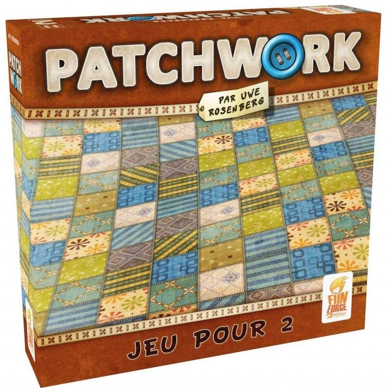 Patchwork - Jeu de société