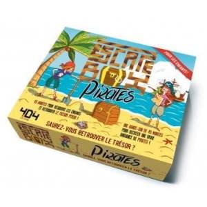 Escape Box – Pirates