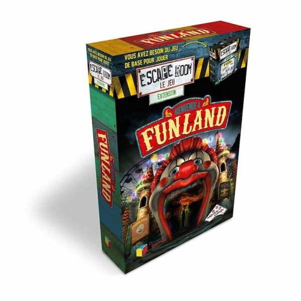 Escape Room Le Jeu - Bienvenue à Funland (Extension)
