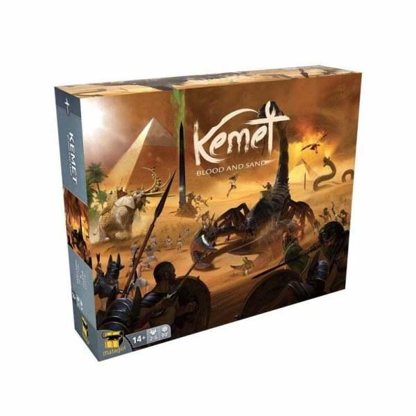 Kemet - Blood and Sand