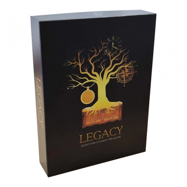 Legacy – Quest for a Family Treasure