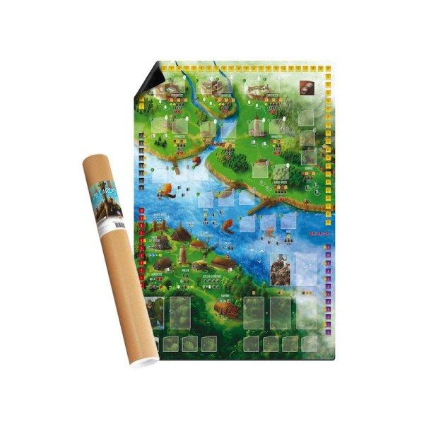 Playmat Pillards de la Mer du Nord