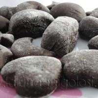 Biscotti con farine di carrube
