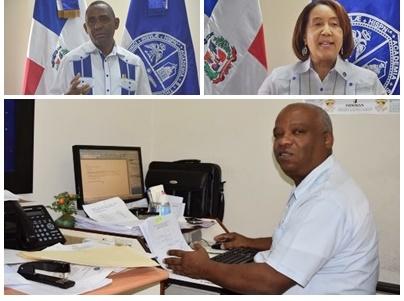 Director y Subdirectora UASD Barahona lamentan muerte de Luis