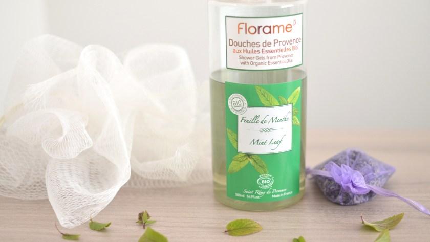 ( Florame ) Un gel douche bio qui fait froid dans le dos !