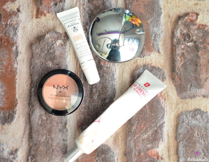 make-up maquillage nude tendance grossesse