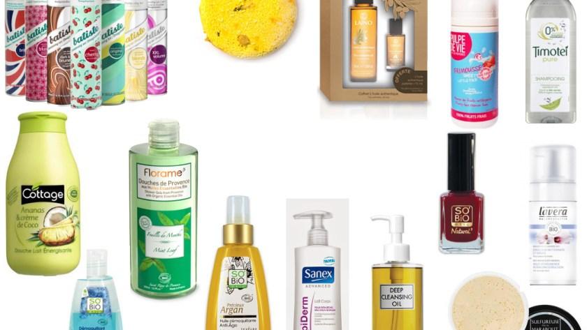 ✬ 2015 – Le Bilan ✬ Mes produits favoris de l'année !