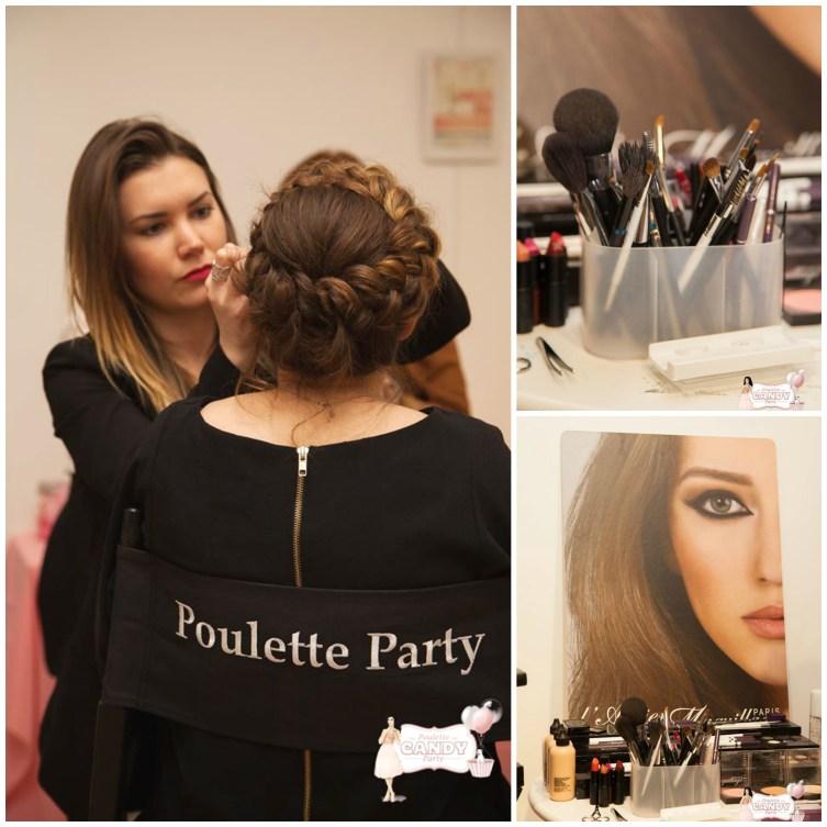 Poulette Candy Party event Paris Manuela blog blogueuses