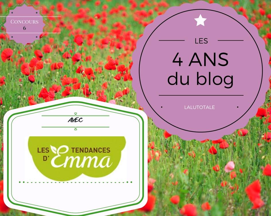 concours gratuit gagner coupe Tendance Emma menstruelle cup Si-Bell