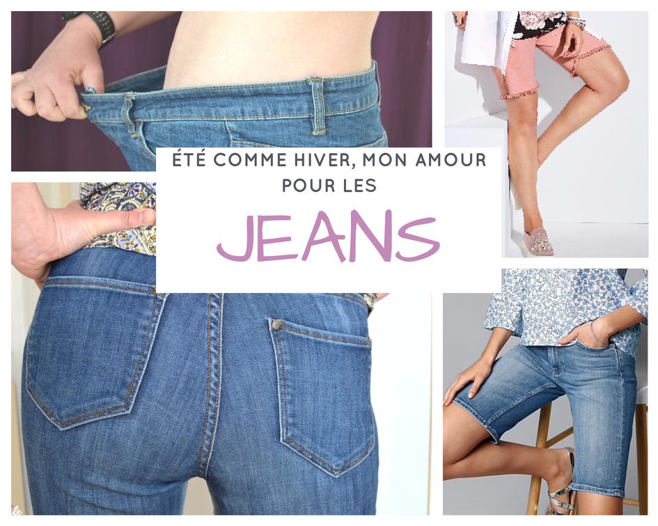 mode jeans fashion été hiver bermuda short pantalon