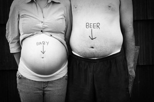 annoncer naissance grossesse original faire-part