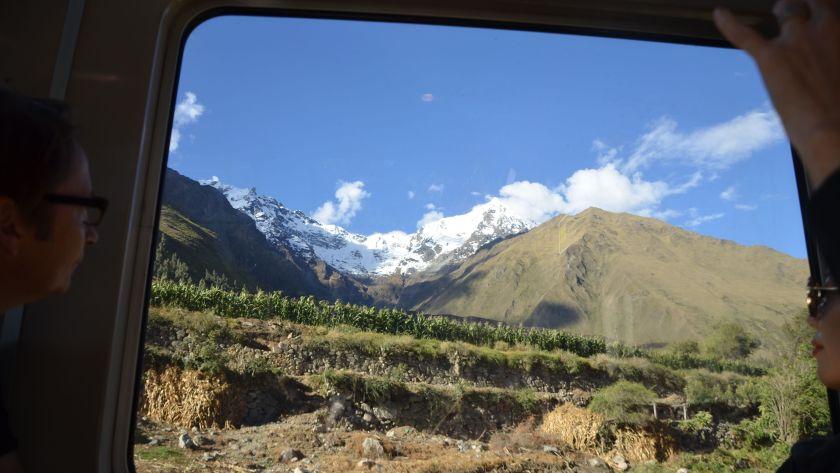 (PÉROU Jour 8) Brochettes de cochon d'inde, Cuzco et train andain.🐹🚂