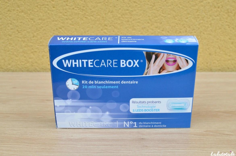 whitecare box haul août 2021