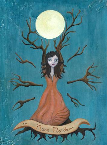 Lea Barozzi - Moon Maiden