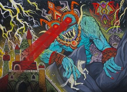 Skinner Davis - The Ancient Lurker