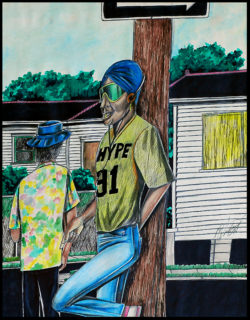 Roy Ferdinand - Hype, c. 1991