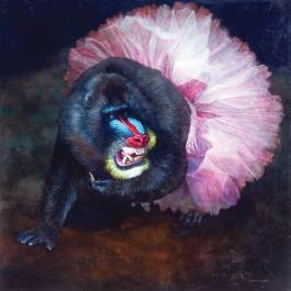 """Oil on canvas 27"""" x 27"""" $2,500.00 Sold"""